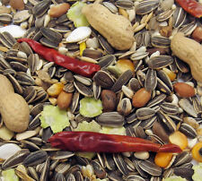 Parrot Food - Colonels Parrot Feast 12.5Kg - blend of 17 seeds & nuts