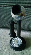 kellogg S&S dial candlestick telephone phone