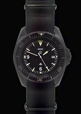 MWC European Pattern Heavy Duty Military Divers Watch With PVD Case (Quartz)