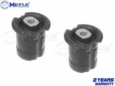 FOR BMW E36 COMPACT Z3 PAIR AXLE BEAM REAR SUB FRAME SUBFRAME BUSHES BUSH REPAIR