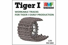 Rye Field Model RM-5002 1/35 Tiger I Workable Tracks for Tiger I Early