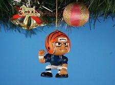 CHRISTBAUMSCHMUCK Weihnachten Xmas Deko Football NFL Cincinnati Bengals Lineman