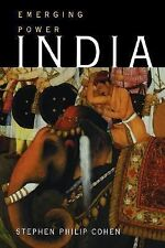 India : Emerging Power by Stephen Philip Cohen (2002, Paperback, Reprint)