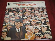 LP OST JOHN WILLIAMS LESLIE BRICUSSE Goodbye, Mr. Chips MGM RECORDS