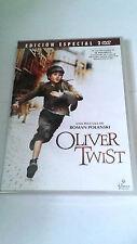 "DVD ""OLIVER TWIST"" EDICION ESPECIAL 2 DVD ROMAN POLANSKI"