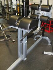COMMERCIAL STEEL - GLUTE HAM RAISE GHD CROSS TRAINING  -  SHIPPING INCLUDED!!
