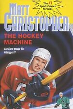 The Hockey Machine (Turtleback School & Library Binding Edition)