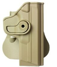 Z1120 IMI Defense Desert Tan Right Hand Roto Holster for Smith & Wesson M&P FS