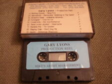 RARE PROMO Gary Lyons producer CASSETTE TAPE Grateful Dead ROLLING STONES Queen
