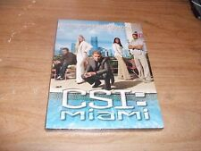 SCI: Crime Scene Investigation Miami For Your Consideration (DVD 2003) TV Show