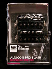 Seymour Duncan Slash APH-2S Signature Set Black Alnico II Pro 11104-08-b