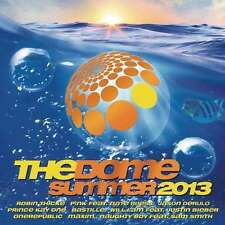 THE DOME SUMMER 2013 * NEW 2CD'S * NEU *