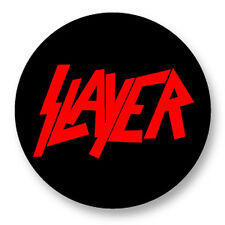 Porte clé Keychain Ø45mm Slayer Big Four Thrash Metal