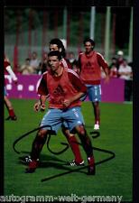 Roy Makaay Super AK Foto Bayern München 2006-07 (7) Orig. Signiert