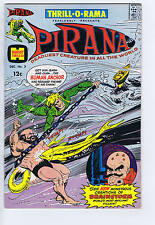 Thrill-O-Rama presents Pirana #3 Harvey Pub 1966