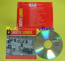 CD SMOOTH SUMMER compilation WASHINGTON SIMONE COOKE KENNY G(C1)no*lp mc dvd vhs