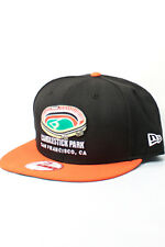 NEW ERA SAN FRANCISCO GIANTS SNAPBACK HAT CANDLESTICK PARK MLB CAP SF 9FIFTY 950