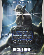 STAR WARS GALAXY SERIES 6 MINI-POSTER