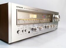 HITACHI SR-303L AM-FM Receiver Amplifier with Phono Stage - FREE UK DELIVERY