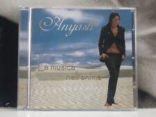 ANYASH - LA MUSICA NELL' ANIMA - CD COME NUOVO AUTOPRODOTTO 2011