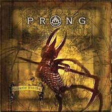 Scorpio Rising by Prong (CD, Feb-2004, Locomotive Records (USA))