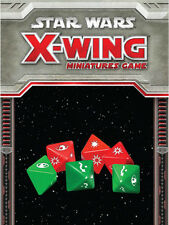 Star Wars X-Wing Dice Pack, New! by Fantasy Flight