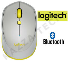 Logitech M535 BLUETOOTH Grey Wireless Optical Mouse Compact for PC Laptop MAC