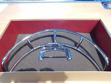 Genuine Indian Motorcycle Solo Rider Grab Rail Bright Chrome