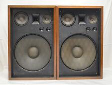 Vintage Pioneer CS-99 Speakers  - Made in Japan – Good Condition