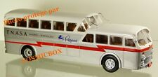 Spanish Bus PEGASO Z 403 Monocasco steel coach 1951 ixo 1/43 vehicle passengers
