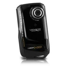 "VistaQuest DV-820 Black Sport 1080p HD 2""LCD Waterproof Video 8MP Digital Camera"