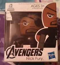 New in Box Marvel Avengers Mini Muggs Nick Fury Hasbro