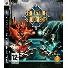 PS3 GAME: THE EYE OF JUDGMENT - GAME ONLY