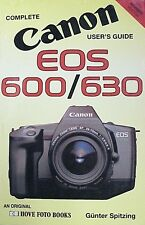EOS 600/630 Complete User's Guide | Hovo Press | New | 173p |