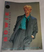 David Bowie A Celebration Independent and Unexpurgated 32 Pages
