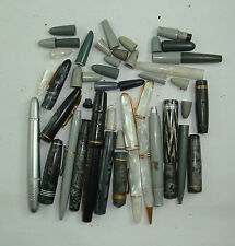 LOT E  PIECES DETACHEES REPARATION STYLOS PLUME PPR FOUNTAIN PEN WRITING GRIS