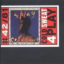 FREE US SH (int'l sh=$0-$3) ~LikeNew CD Cold Sweat: 4 Play