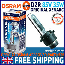 Genuino OSRAM XENARC D2R Xenon HID Bombilla De Coche (SINGLE)