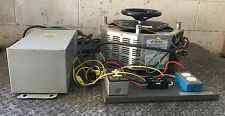 SUPERIOR ELECTRIC 7.8 KVA 28A 240  POWERSTAT VARIABLE TRANSFORMER W/ POWERFORMER