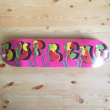 SUPREME WHOLE CAR SKATE DECK SKATEBOARD PRINCE SAVILLE HIRST CLIVER MINTER