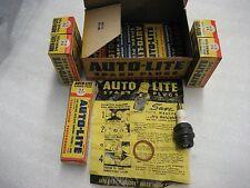 T-7 Auto Lite Spark Plug 7/8-18 Truck 10 pack Vintage Antique Obsolete Rare