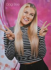 DAGI BEE - A2 Poster (XL - 42 x 55 cm) - You Tube Clippings Fan Sammlung NEU