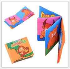 Kid Baby Intelligence development Cloth Bed Cognize Book Educational Toy Animal