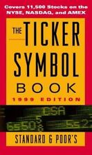 The Ticker Symbol Book-ExLibrary