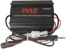 "Pyle PLDN35T 3.5mm( 1/8"") To 3.5mm (1/8"") Stereo Audio Ground Loop Isolator"