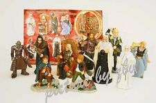 TOLKIEN HOBBITS LORD OF THE RINGS THE TWO TOWERS SET KINDER 10 great figurines
