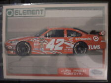 2010 Wheels Element Nascar #46 Juan Pablo Montoya MINT Card