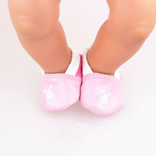 1set Doll shoes wear for 43cm Baby Born zapf (only sell shoes ) B688