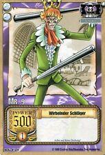 One Piece - Mr. 9 - Wirbelnder Schläger