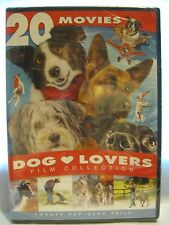 Dog Lovers Film Collection: 20 Movie Set (DVD, 2013, 4-Disc Set) NEW!